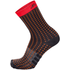 Santini Tono 2 Medium Qskins Socks - Red - M-L - Red