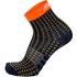 Santini Giada Low Dryarn Socks - Orange - XS-S - Orange