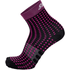 Santini Giada Low Dryarn Socks - Purple - XS-S - Purple