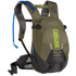 Camelbak Skyline Low Rider Hydration Backpack 10 Litres - Burnt Olive/Lime