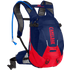 Camelbak Skyline Low Rider Hydration Backpack 10 Litres - Pitch Blue/Racing Red