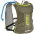 Camelbak Chase Bike Vest Hydration Backpack 1.5 Litres - Burnt Olive/Lime