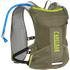 Camelbak Chase Bike Vest Hydration Backpack 1.5 Litres - Burnt Olive/Lime