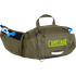 Camelbak Repack Low Rider Hydration Pack 4 Litres - Burnt Olive/Lime Punch