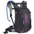Camelbak Womens Solstice Low Rider Hydration Backpack 10 Litres - Charcoal/Light