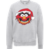 Disney The Muppets Animal Grey Christmas Sweatshirt - M - Grey