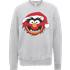 Disney The Muppets Animal Grey Christmas Sweatshirt - L - Grey