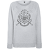 Harry Potter Draco Dormiens Nunquam Titillandus Mens Grey Sweatshirt - L - Grey