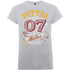 Harry Potter Gryffindor Seeker Potter Mens Grey T-Shirt - XXL - Grey