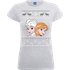 Disney Frozen Anna And Elsa Womens Grey T-Shirt - L - Grey