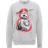 Star Wars The Last Jedi BB8 Roll With IT Grey Sweatshirt - M - Grey