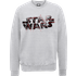 Star Wars The Last Jedi Spray Grey Sweatshirt - L - Grey