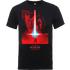 Star Wars The Last Jedi The Force Black T-Shirt - XL - Black