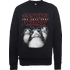 Star Wars The Last Jedi Porgs Black Sweatshirt - L - Black
