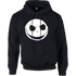 The Nightmare Before Christmas Jack Skellington Black Pullover Hoodie - S - Black
