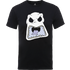 The Nightmare Before Christmas Jack Skellington Angry Face Black T-Shirt - L - Black