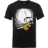 The Nightmare Before Christmas Jack Skellington Pumpkin King Black T-Shirt - L - Black