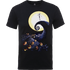 The Nightmare Before Christmas Jack Skellington Pumpkin King Colour Black T-Shirt - XXL - Black