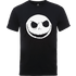 The Nightmare Before Christmas Jack Skellington Black T-Shirt - L - Black