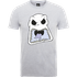 The Nightmare Before Christmas Jack Skellington Angry Face Grey T-Shirt - XL - Grey