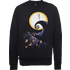 The Nightmare Before Christmas Jack Skellington Pumpkin King Colour Black Sweatshirt - L - Black