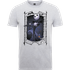 The Nightmare Before Christmas Jack Skellington Zero Pose Grey T-Shirt - L - Grey