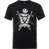The Nightmare Before Christmas Jack Skellington Misfit Love Black T-Shirt - L - Black