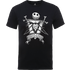The Nightmare Before Christmas Jack Skellington Misfit Love Black T-Shirt - XXL - Black