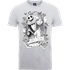 The Nightmare Before Christmas Jack Skellington And Sally Grey T-Shirt - L - Grey