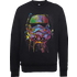 Star Wars Paint Splat Stormtrooper Sweatshirt - Black - S - Black