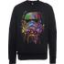Star Wars Paint Splat Stormtrooper Pullover - Schwarz - S - Schwarz