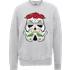 Star Wars Day Of The Dead Stormtrooper Sweatshirt - Grey - XL - Grey