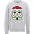 Star Wars Day Of The Dead Stormtrooper Sweatshirt - Grey - S - Grey