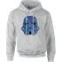 Star Wars Space Stormtrooper Pullover Hoodie - Grey - S - Grey