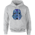 Star Wars Space Stormtrooper Pullover Hoodie - Grey - L - Grey