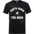 Star Wars Darth Vader Is The Boss T-Shirt - Black - S - Black