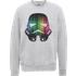 Star Wars Vertical Lights Stormtrooper Sweatshirt - Grey - S - Grey