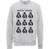 Star Wars Many Faces Of Darth Vader Sweatshirt - Grey - S - Grey