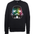 Star Wars Vertical Lights Stormtrooper Sweatshirt - Black - L - Black