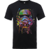 Star Wars Paint Splat Stormtrooper T-Shirt - Black - S - Black