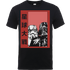 Star Wars Chinese Darth Vader And Stormtrooper T-Shirt - Black - S - Black