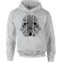 Star Wars Hyperspeed Stormtrooper Pullover Hoodie - Grey - L - Grey