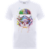 Star Wars Paint Splat Stormtrooper T-Shirt - White - S - White