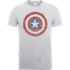 Marvel Avengers Assemble Captain America Super Soldier T-Shirt - Grey - S - Grey