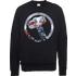 Marvel Avengers Assemble Thor Montage Sweatshirt - Black - L - Black