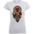Black Panther Totem Womens T-Shirt - Grey - M - Grey