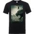 Black Panther Poster T-Shirt - Black - XXL - Black