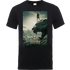 Black Panther Poster T-Shirt - Black - L - Black