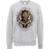 Black Panther Gold Erik Sweatshirt - Grey - L - Grey