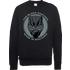 Black Panther Made in Wakanda Sweatshirt - Black - L - Black